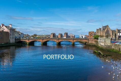 Portfolio in Ayrshire. 2 bedroom flat for sale