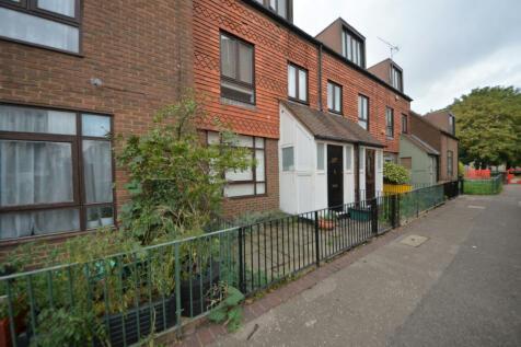 Bingfield Street, King's Cross, London, N1. 4 bedroom terraced house