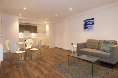 Tenby House, 12 Tenby Street South, Birmingham B1 3BQ. 1 bedroom apartment