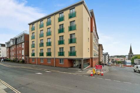 Regent Street, City centre , Plymouth. 1 bedroom apartment