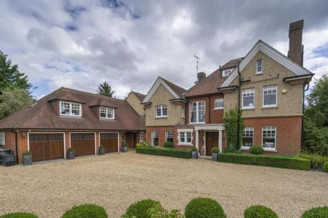 Hatching Green Lodge, Harpenden. 6 bedroom detached house for sale