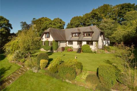Couston House, Newtyle, Blairgowrie, Angus, PH12. 5 bedroom detached house for sale