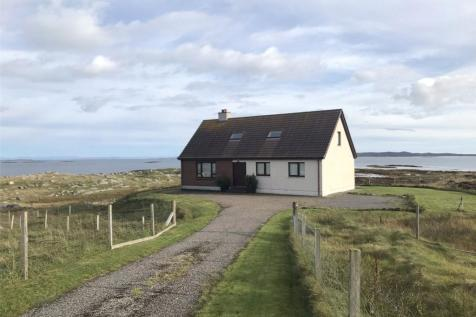 Rhuvanish, Berneray, Isle of North Uist, HS6. 6 bedroom detached house for sale