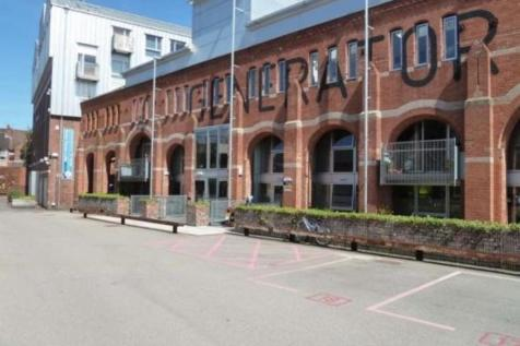 Generator Hall, Electric Wharf. 2 bedroom apartment