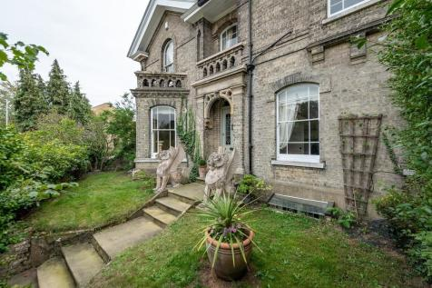 Anglesea Road, Ipswich. 4 bedroom detached house for sale