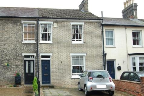 High Street, Ipswich. 3 bedroom terraced house for sale