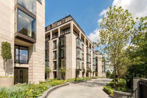 St. Edmunds Terrace, St. John's Wood, London, NW8. 4 bedroom penthouse for sale