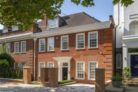 Hamilton Terrace, St. John's Wood, London, NW8. 5 bedroom semi-detached house
