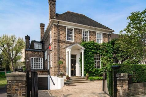 Hamilton Terrace, St John's Wood, London, NW8. 6 bedroom detached house