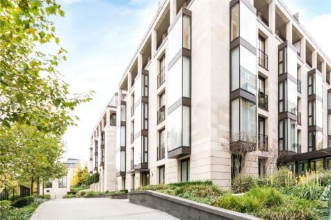 St. Edmunds Terrace, St John's Wood, London, NW8. 4 bedroom penthouse for sale