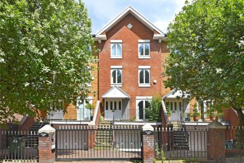 Victoria Rise, Hilgrove Road, Swiss Cottage, London, NW6. 4 bedroom terraced house for sale