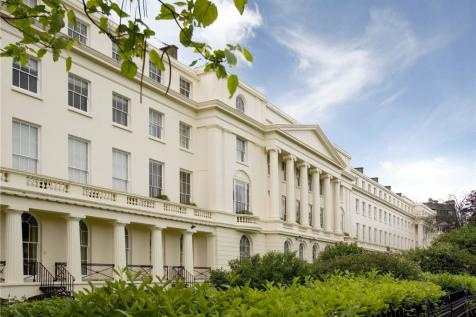 York Terrace West, Regent's Park, London, NW1. 8 bedroom apartment for sale