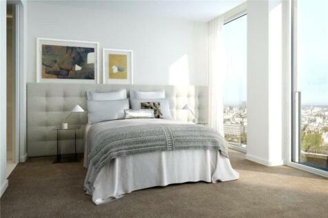 South Bank Place, South Bank, London, SE1. 1 bedroom property