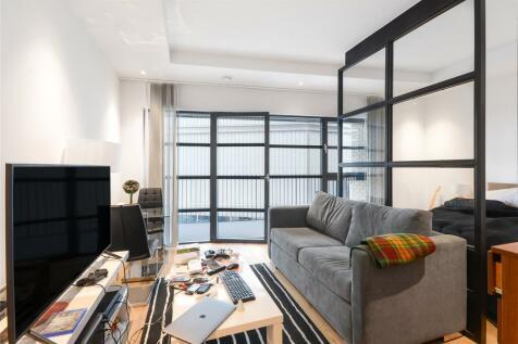 London City Island, 35 Lyell Street, London, E14. Studio flat