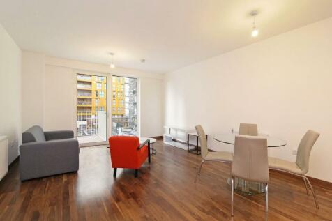 Elliot Lodge, 7 Cyrus Field Street, London, SE10. 2 bedroom flat