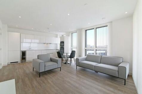 Distel Apartments, 19 Telegraph Avenue, Greenwich, London, SE10. 2 bedroom flat
