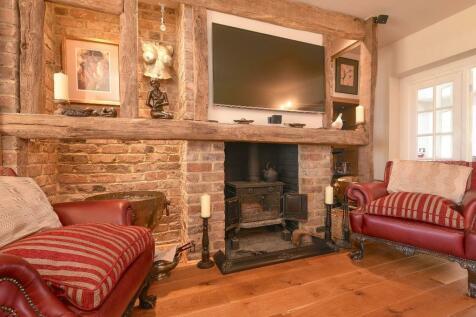 Parkside, Shoreham-by-Sea, West Sussex, BN43. 4 bedroom detached house for sale
