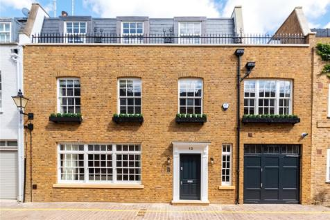 Coleherne Mews, London, SW10. 3 bedroom mews house for sale