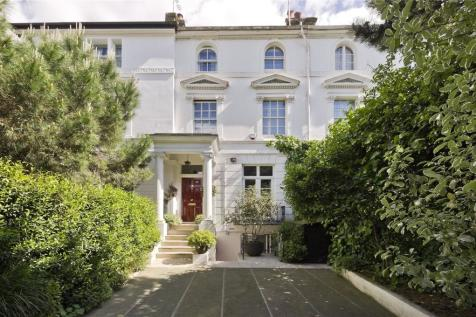 Fulham Road, London, SW10. 5 bedroom terraced house for sale