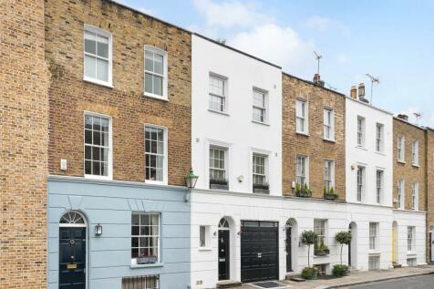 Seymour Walk, London, SW10. 3 bedroom terraced house for sale