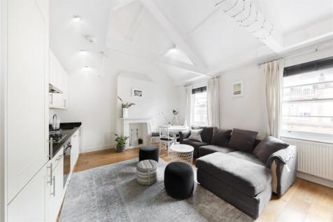Old Brompton Road, South Kensington, London, SW5. 2 bedroom apartment