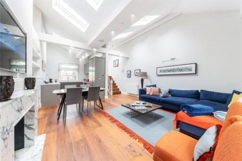 Fernshaw Road, London, SW10. 3 bedroom terraced house