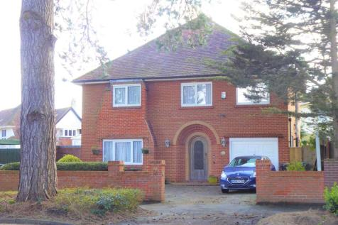 Littledown Avenue, Bournemouth, BH7. 4 bedroom detached house