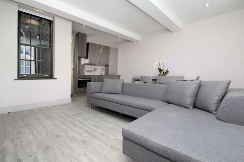 Whitechapel High Street, Aldgate. 1 bedroom flat