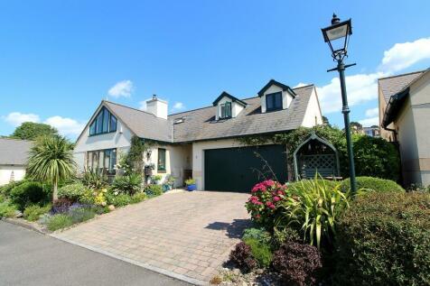Black Nore Point, Fedden Village, Portishead. 3 bedroom detached house for sale