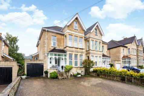 Newbridge Road Bath BA1. 6 bedroom semi-detached house
