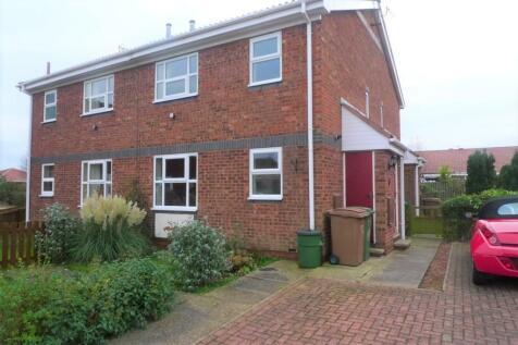 Teal Garth, Bridlington. 1 bedroom semi-detached house