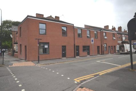 Hilton Street, Wigan, WN1. Studio flat