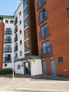 13 Waterquarter, Galleon Way, Cardiff Bay , Cardiff, CF10 4JA. 1 bedroom flat
