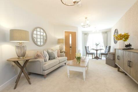 Castle Street, Salisbury, SP1. 1 bedroom retirement property for sale