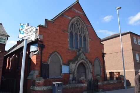 Penri Baptist Church, Gorse Stacks, Chester, Cheshire, CH1. Character property