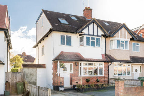 Hilldale Road, Cheam. 4 bedroom semi-detached house for sale