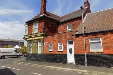 Plymouth Street, Southsea. 1 bedroom property