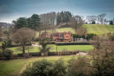 The Grange, Coxbench, Derbyshire. 7 bedroom detached house for sale