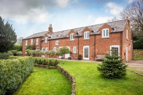 Holly Bank Farm, Quarndon, Derby. 4 bedroom detached house for sale