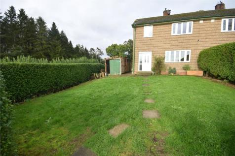 Airey Cottages, Little Ryle, Whittingham, Northumberland, NE66. 3 bedroom semi-detached house