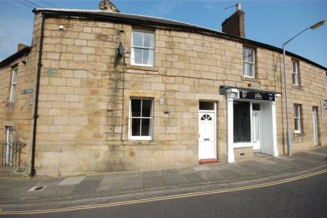 Green Batt, ALNWICK, Northumberland, NE66. 2 bedroom terraced house