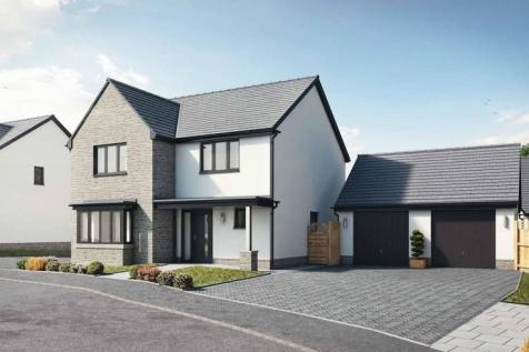 Plot 8, The Harlech, Westacres, Caswell, Swansea, SA3 4BP. 4 bedroom detached house
