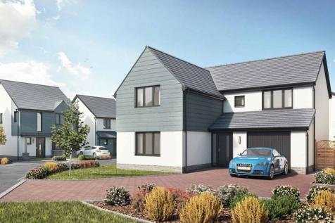Plot 7, The Carew, Westacres, Caswell, Swansea, SA3 4BP. 4 bedroom detached house for sale