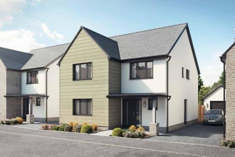 Plot 9, The Cennen, Westacres, Caswell, Swansea, SA3 4BP. 4 bedroom detached house for sale