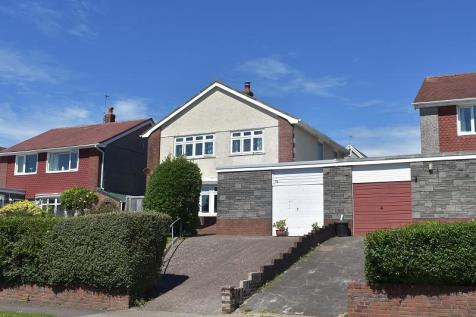 Rhyd-y-defaid Drive, Sketty, Swansea, City And County of Swansea. SA2 8AN. 4 bedroom link detached house