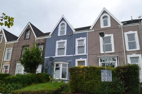 Montpelier Terrace, Swansea, City and County of Swansea. SA1 6JW. 5 bedroom terraced house