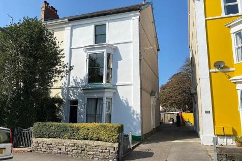 Eaton Crescent, Swansea, City and County of Swansea. SA1 4QL. 5 bedroom semi-detached house for sale