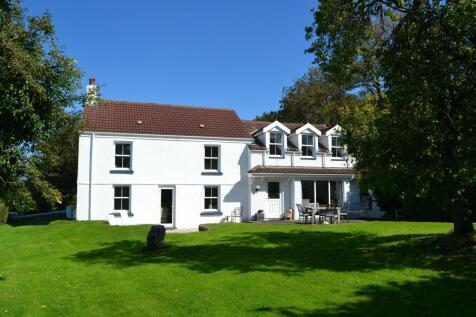Marsh Road, Wernffrwd, Llanmorlais, Swansea. SA4 3TP. 4 bedroom detached house for sale
