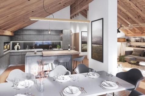 Champéry, Valais. 3 bedroom house of multiple occupation for sale