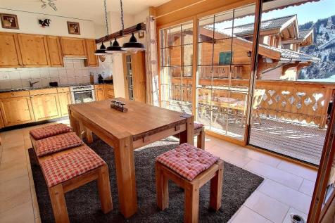 Les Crosets, Valais. 1 bedroom house of multiple occupation for sale